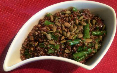 Quinoa and Green Bean Salad
